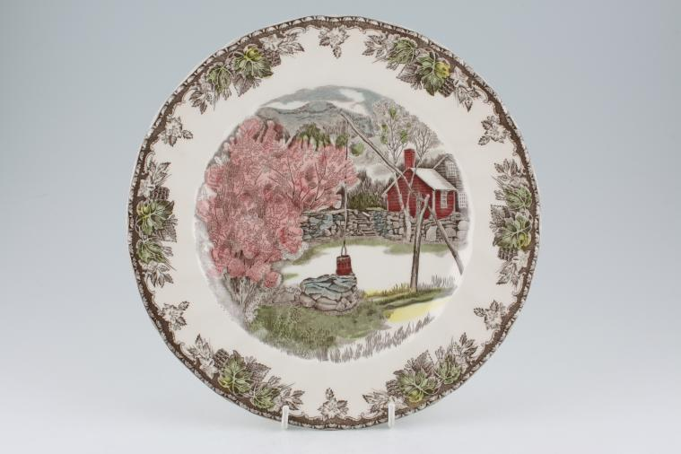 Johnson Brothers - Friendly Village - The - Dinner Plate - The Well