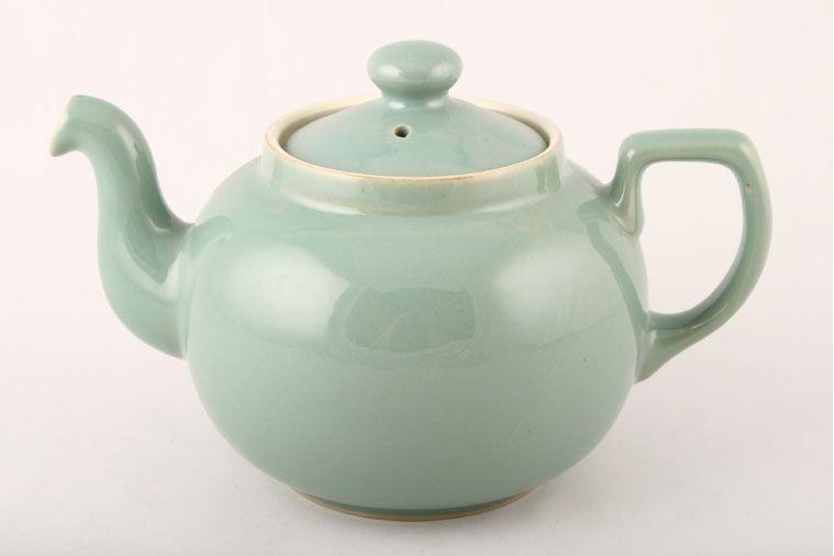 Denby - Manor Green - Teapot