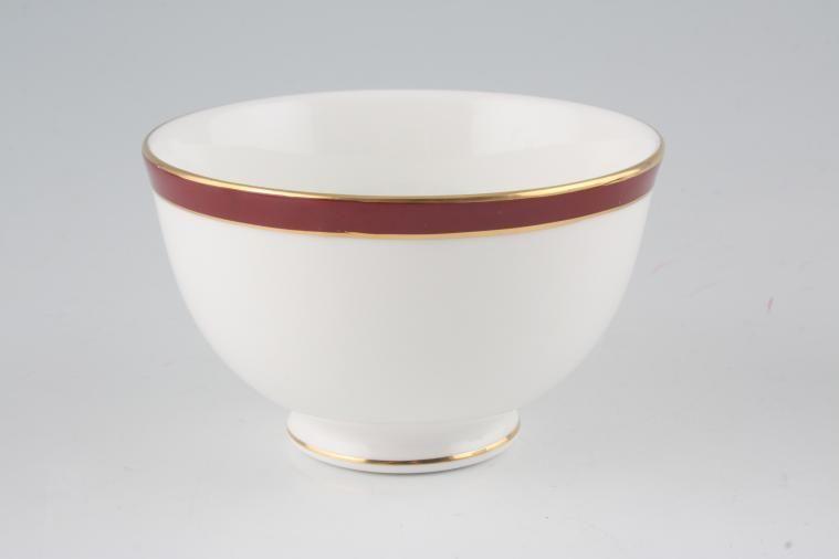 Duchess - Warwick - Red - Open Sugar Bowl