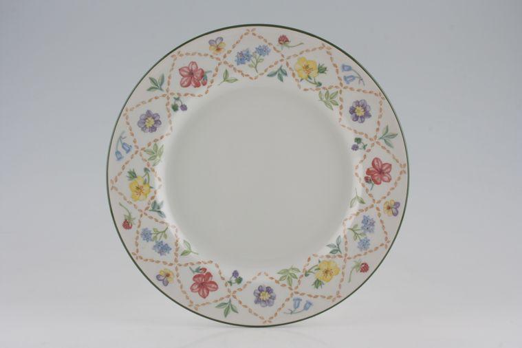 Johnson Brothers - Diamond Flowers - Dinner Plate