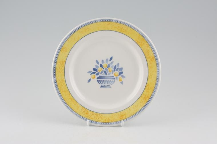 Johnson Brothers - Jardiniere - Yellow - Tea / Side / Bread & Butter Plate