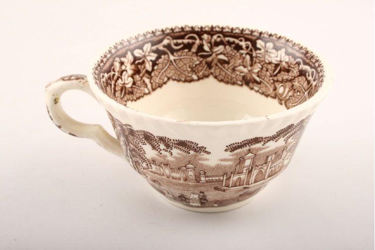 Masons - Vista - Brown - Teacup