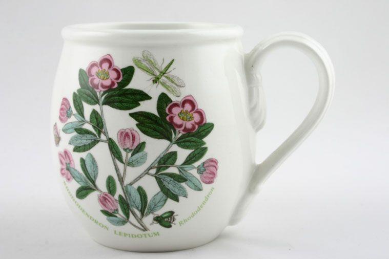 No Obligation Search For Portmeirion Botanic Garden Older Backstamps Mug