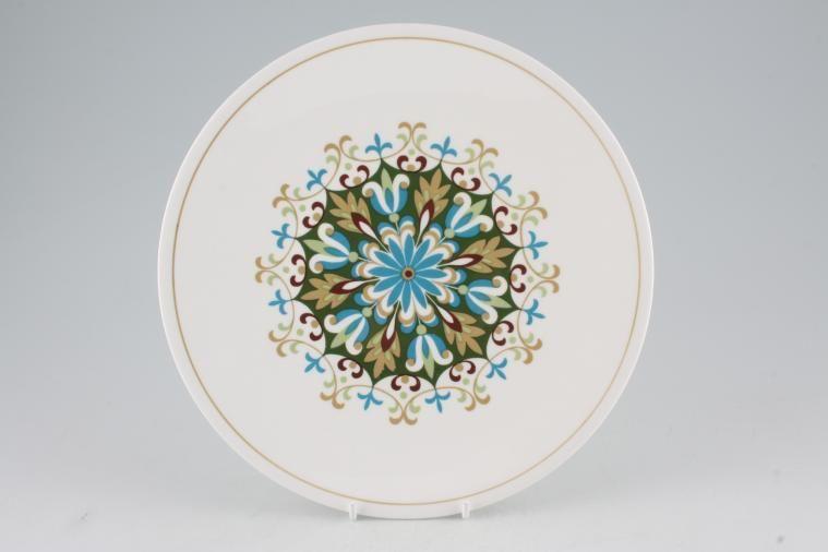 Ridgway - Allegro - Cake Plate - Round