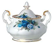 Royal Albert - Moonlight Rose - Sugar Bowl - Lidded (Tea)