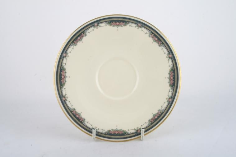 Royal Doulton - Albany - H5121 - Tea Saucer - Fits Soup Cup