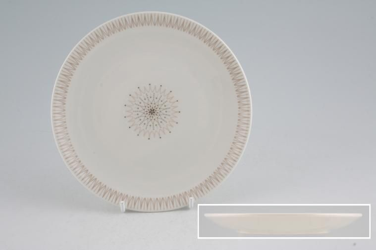 Royal Doulton - Morning Star - T.C.1026 - Fine China and Translucent - Tea / Side / Bread & Butter Plate - Normal edge