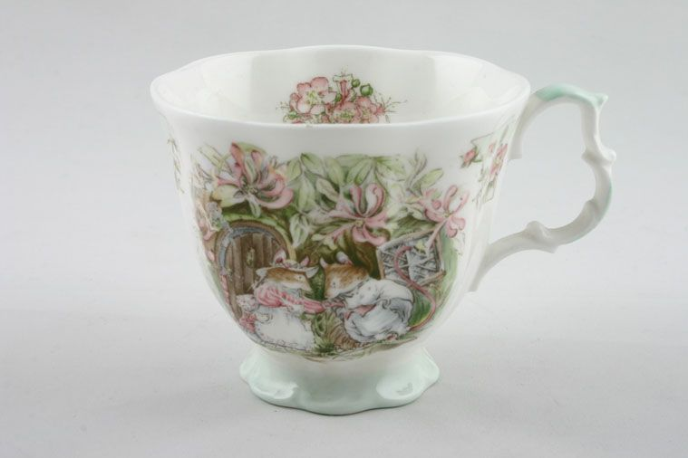 Royal Doulton - Brambly Hedge - Seasons - Teacup - Summer