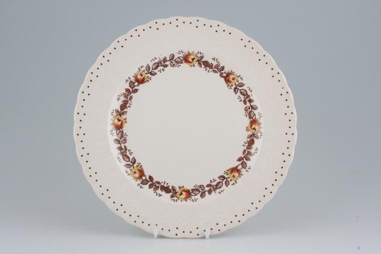 Simpsons - Chetwynd - Dinner Plate