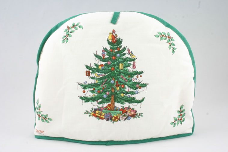 Spode - Christmas Tree - S3324 - Tea Cosy