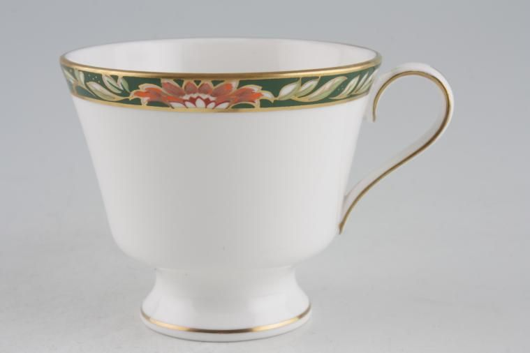 Spode - Tamarind - Y8585 - Teacup - footed