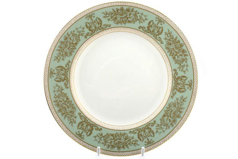 Wedgwood - Columbia - Sage Green - Starter / Salad / Dessert Plate